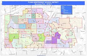 Plano Tx Map Plano Isd Realigns Elementary Boundaries Community Impact