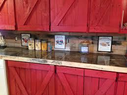 St Louis Kitchen Cabinets Kitchen Furniture Red Kitchen Cabinets With Dark Modern Yellow