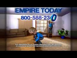 empire today 50 50 50 carpet and flooring sale tv
