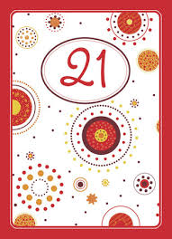 21st birthday cards your 21st usa