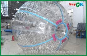 gaint 1 0mm tpu land zorb custom inflatables products