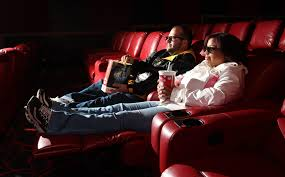 Amc Reclining Seats Laid Back Reclining Reserved Seats Draw Patrons Back To Amc