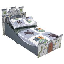 kidkraft toddler castle bed 79 99 thrifty nw mom