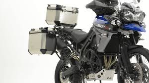 motorcycle accessories triumph motorcycles tiger accessories youtube