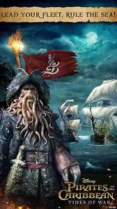 pirates caribbean mobile game turn tides war