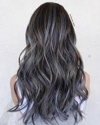 silver brown hair best 25 brown hair with silver highlights ideas on pinterest