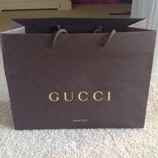 big gift bags gucci accessories large gift bag poshmark