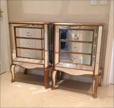 interiors wonderful mirrored console table target mirrored