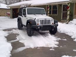 modified white jeep wrangler let me see those white jeeps with black rims jeep