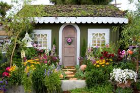 french cottage gardens u2013 home design and decorating