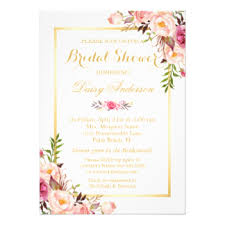 bridal shower registry registry gifts on zazzle