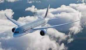Qatar Airways Route Map by Fleet Qatar Airways