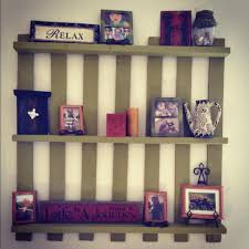 Wooden Wall Shelf Designs by Amazing Wood Pallet Decor To Hang For Under 5 Pallets Shelves