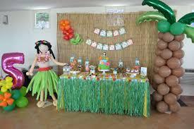 hawaiian party ideas hawaiian luau birthday party ideas photo 1 of 33 catch my party