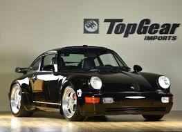 porsche 911 turbo 1994 1994 porsche 911 3 6 turbo black on black original window sticker