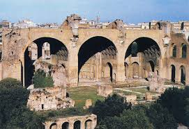 basilica of maxentius and constantine a building for every need