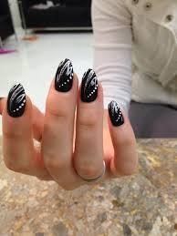 beautiful no chip manicure with designs yelp