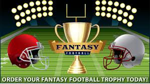 Armchair Quarterback Trophy Fantasy Football Trophies Perpetual Trophies Armchair