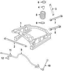 2007 jeep grand parts parts com jeep bumper grand w srt8 partnumber 5290639ab