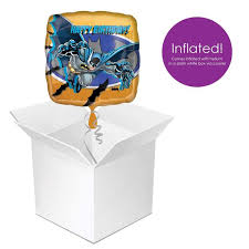 inflated balloons delivered inflated balloon delivered in a box to your door