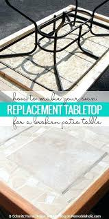 tile table top makeover how to make your own tile table interior design reference
