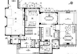 contemporary homes floor plans 42 cool house plans floor plans modern home contemporary house in