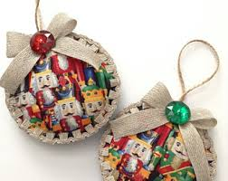 nutcracker ornament etsy