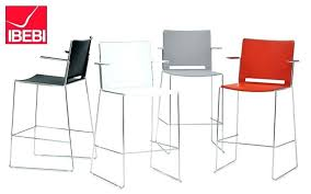 table haute cuisine design chaise haute transparente chaise haute de cuisine design
