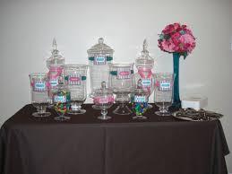 Candy Buffet Wedding Ideas by 80 Best Wedding Candy Buffet Images On Pinterest Wedding Candy