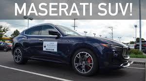 levante maserati 2017 2017 maserati levante s q4 in depth review u0026 drive youtube