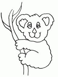 koala bear coloring page coloring pages cups coloring pages chocolate coloring