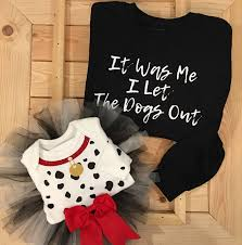 mommy and child halloween costumes dalmatian who let the dogs out mommy and me halloween costume
