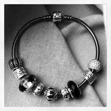 pandora charms pandora bracelet images Black pandora charm jpg