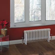 red wall paint decorating in modern home living room design with
