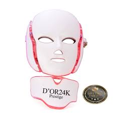 nasa led light therapy led mask bio nasa technology d or24k