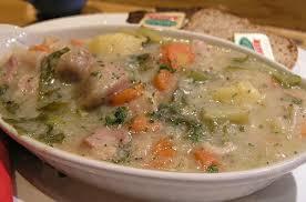 cuisine irlandaise traditionnelle recette dublin coddle plat typique irlande spécialité de dublin