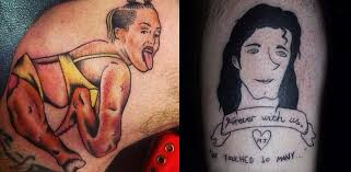 Tattoos Of - the 20 worst tattoos of