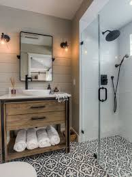 WalkIn Shower Ideas Designs  Remodel Photos Houzz - Tile designs bathroom