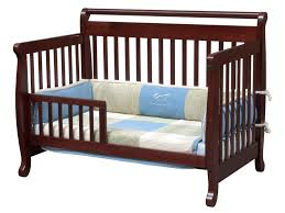 Convertible Crib Cherry 3 In 1 Baby Cribs Sorelle Newport Mini Convertible Crib Changer