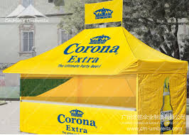 Corona Patio Umbrella by Flat Topped Four Angle Umbrella With Curtains Guangzhou Caiming