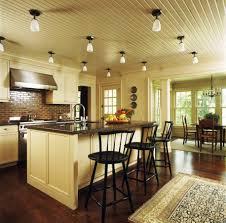 range in kitchen island modern brown wood floor ikea pendant lamp chocolate wooden cabinet
