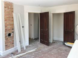 How To Cool Upstairs Bedrooms Beach House Progress Original Trim Doors And Lots Of New Tile