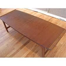 Modern Walnut Coffee Table Lane Company Modern Walnut Coffee Table