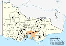 Councils Of Melbourne Map Local Government Areas Of
