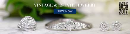 preowned engagement rings pre owned estate vintage estate jewelry s jewelers