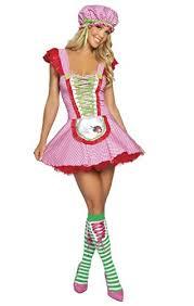 Strawberry Shortcake Halloween Costume Beer Fest Heidi Halloween Costume Costumelook