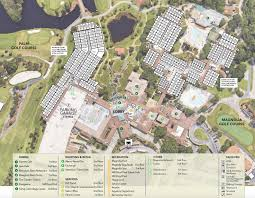 Walt Disney World Resorts Map by Shades Of Green Resort On Walt Disney World Resort Official