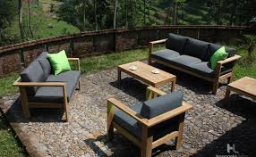 Teak Sectional Patio Furniture by Uncategorized Appealing Teak Outdoor Furniture For Patio