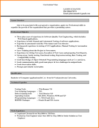 Resume Download Ms Word 4 Cv Format Download In Ms Word Mail Clerked