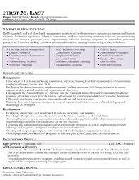 Email Resume To Recruiter Sample by Sample Hr Resume Template Billybullock Us